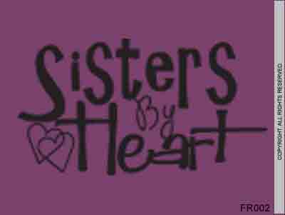 Sisters By Heart - FR002