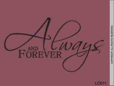 Always And Forever - LO011