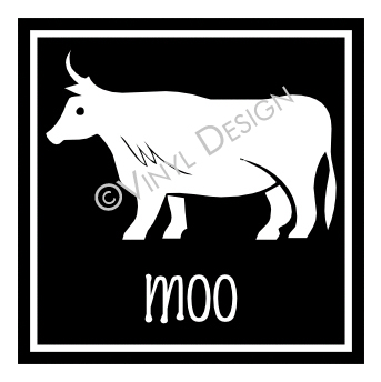 Cow - Moo - VRD-ANM004