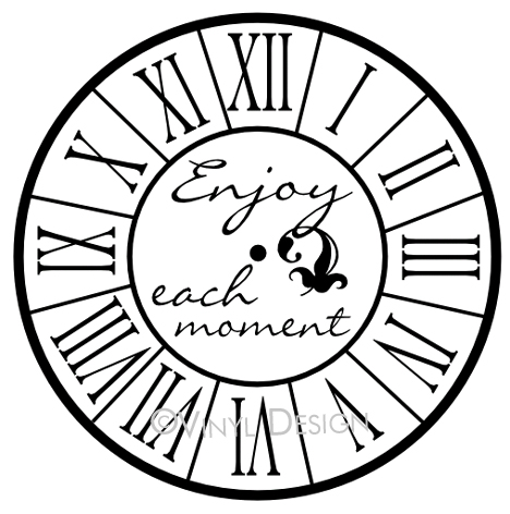 Enjoy Each Moment - VRD-CF007
