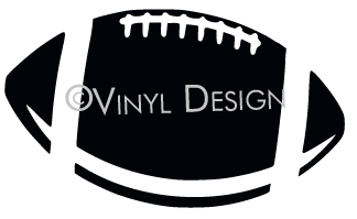 Football - Filled Football - Sports - VRD-CP004