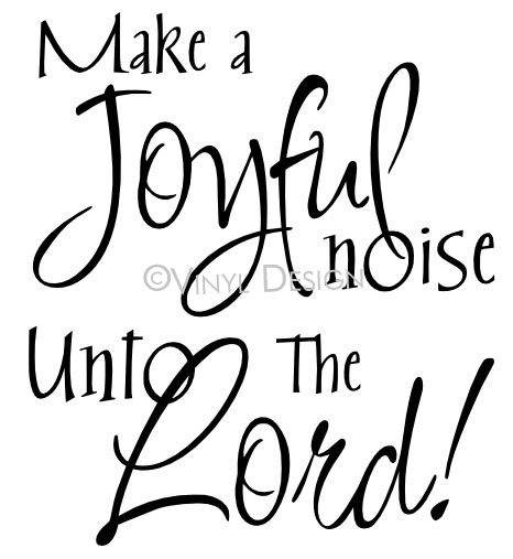 Make a Joyful Noise Unto The Lord! - Music - VRD-HB003
