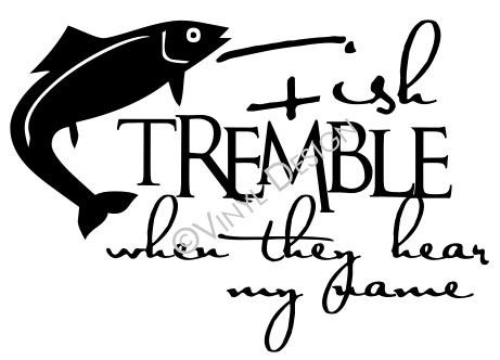 Fish Tremble When They Hear My Name - Fishing Cabin Cam - VRD-O0