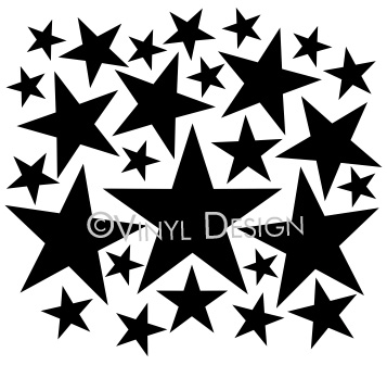 Set of Stars - VRD-SH008