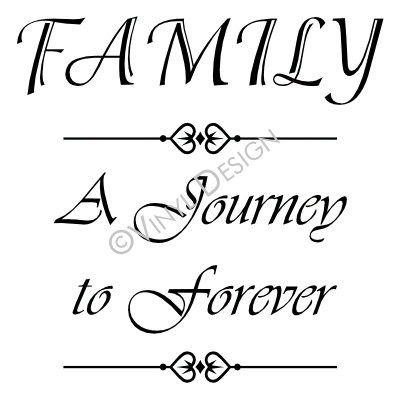 Family - A Journey to Forever - VRD-TL053
