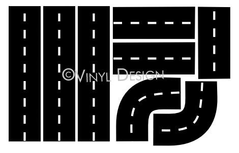 Make Your Own - Road, Street, Racetrack - VRD-WA041